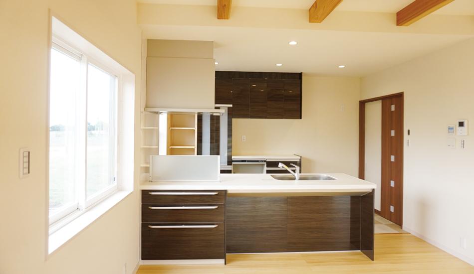 旭木材工業新築物件写真