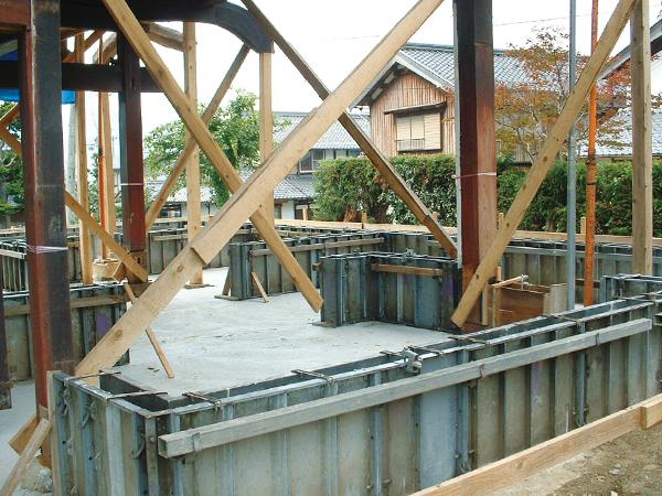 3. 基礎施工