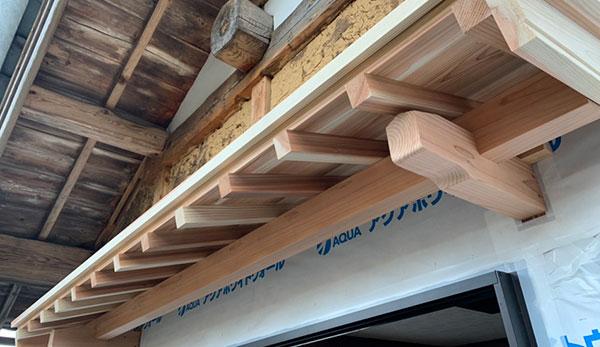 10. 屋根造作